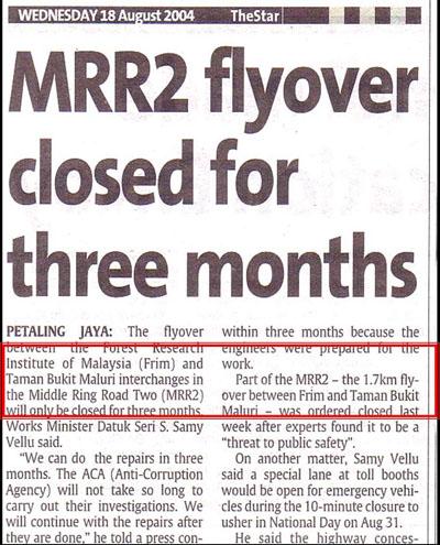 MRR2 cracked
