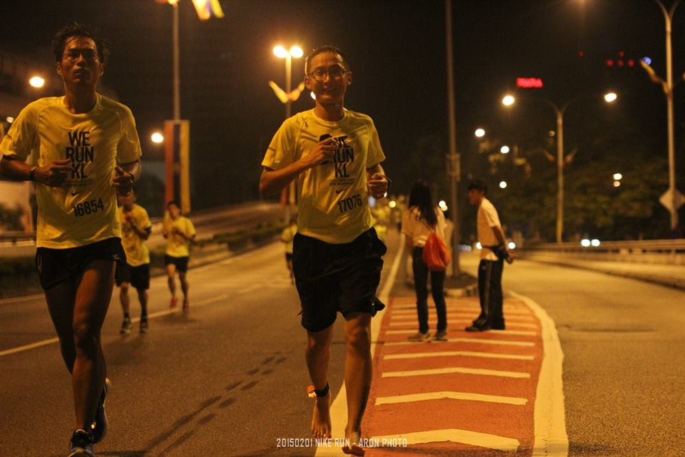 Nike We Run KL 2015 (Photo by Victor Chong)